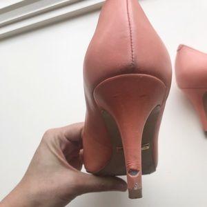 Shoes - Louise et Cie Coral Heels